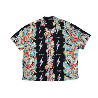 CUTRATE カットレイト HAWAIIAN THUNDER SHIRT<img class='new_mark_img2' src='https://img.shop-pro.jp/img/new/icons14.gif' style='border:none;display:inline;margin:0px;padding:0px;width:auto;' />