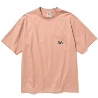 CALEE キャリー Drop shoulder pocket S/S t-shirt<Pink><img class='new_mark_img2' src='https://img.shop-pro.jp/img/new/icons14.gif' style='border:none;display:inline;margin:0px;padding:0px;width:auto;' />