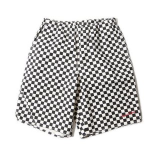 TROPHY CLOTHING トロフィークロージング GYM SHORTS<CHECKER><img class='new_mark_img2' src='https://img.shop-pro.jp/img/new/icons14.gif' style='border:none;display:inline;margin:0px;padding:0px;width:auto;' />