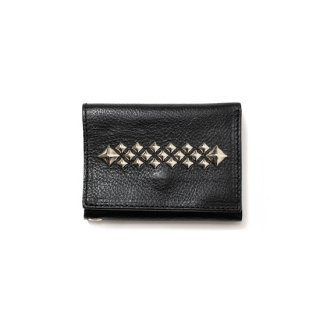 CALEE キャリー Studs leather mini wallet<img class='new_mark_img2' src='https://img.shop-pro.jp/img/new/icons14.gif' style='border:none;display:inline;margin:0px;padding:0px;width:auto;' />