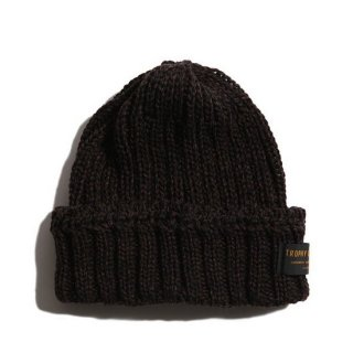 TROPHY CLOTHING トロフィークロージング LOW GAUGE KNIT CAP<BROWN><img class='new_mark_img2' src='https://img.shop-pro.jp/img/new/icons14.gif' style='border:none;display:inline;margin:0px;padding:0px;width:auto;' />