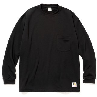 CALEE キャリー Aeroknot drop shoulder L/S t-shirt<Black><img class='new_mark_img2' src='https://img.shop-pro.jp/img/new/icons14.gif' style='border:none;display:inline;margin:0px;padding:0px;width:auto;' />