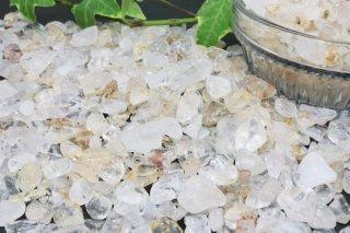 【ヒマラヤ・マニカラン産】水晶 さざれ石 500g