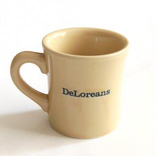 (2周年記念)DeLoreansマグカップ