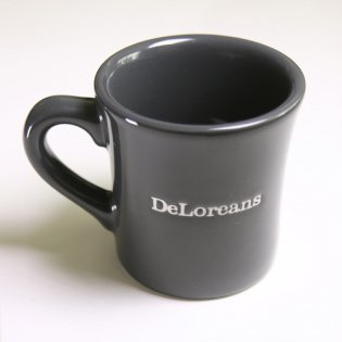 (3周年記念)DeLoreansマグカップ