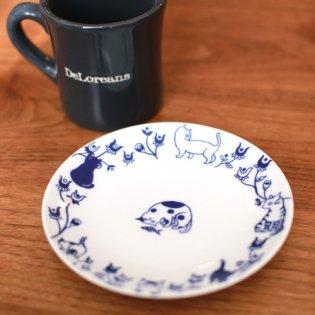 DeLorenyans猫皿