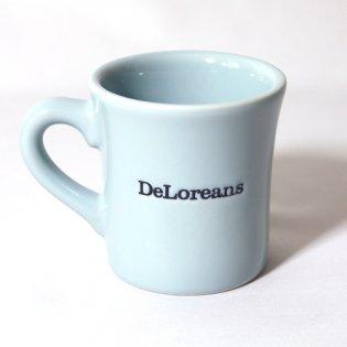 4周年記念DeLoreansマグカップ