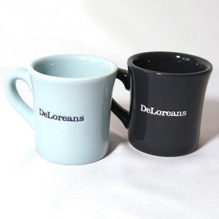 4周年記念DeLoreansマグカップ富士丸セット