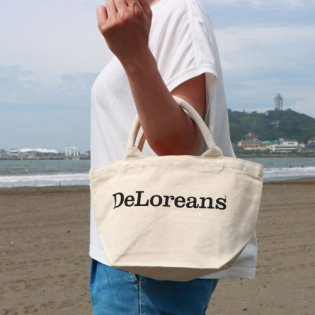 DeLoreansミニトートバッグ