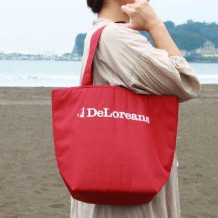DeLoreans クールバッグ ワインレッド