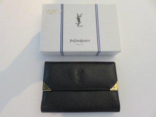 ヴィンテージ イヴサンローラン 財布