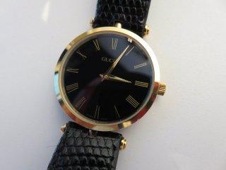 ヴィンテージ グッチ 腕時計 綺麗