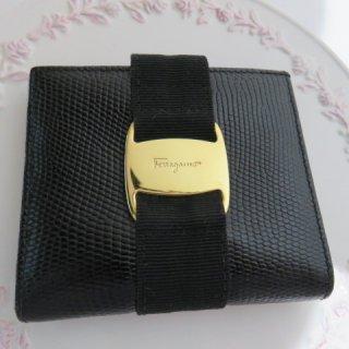 Salavatore Ferragamo   ヴィンテージ コンパクト財布