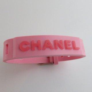 CHANEL シャネル ラバーバングル 99年製 ヴィンテージ