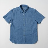 Selvedge Denim S/S Shirt