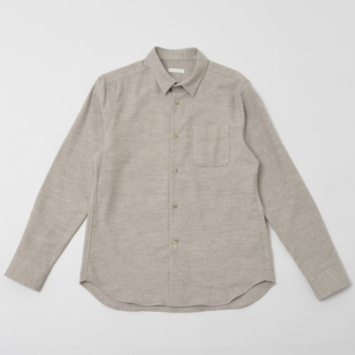 Yak Cotton Flannel Shirt