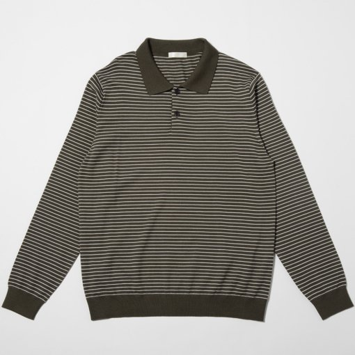 Pristrip Polo Sweater