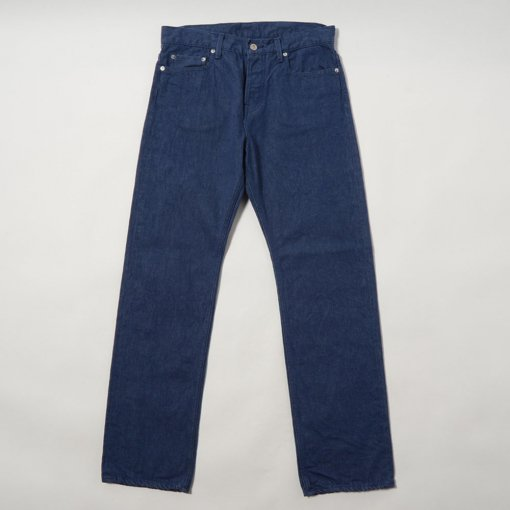 Natural Dye Selvede 5 Pocket Jeans