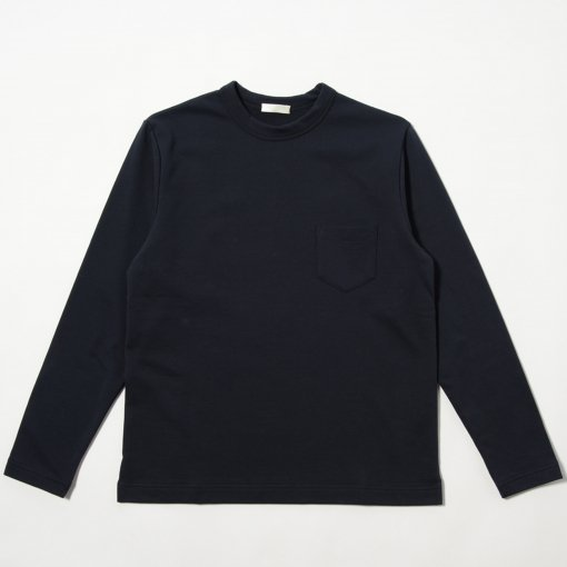 Smooth Cotton L/S Sweat Tee