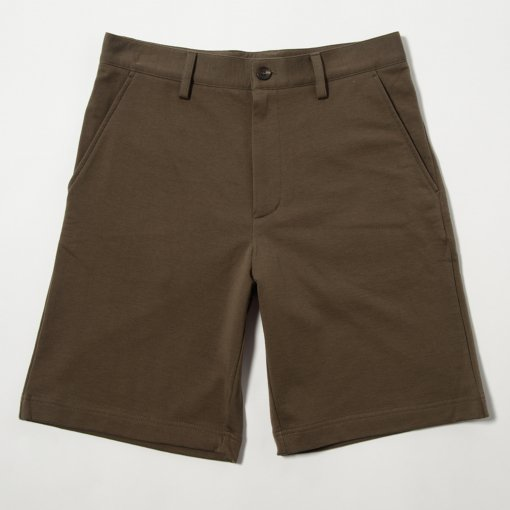 Smooth Cotton Sweat Shorts