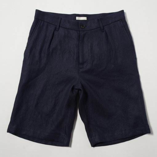 Irish Linen Shorts