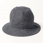 Shetland Wool Linen Hat
