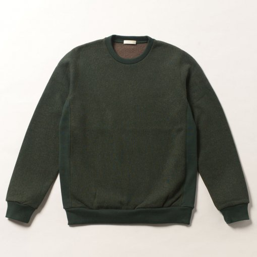 Wool Cotton Sweat Shirt
