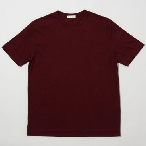 Cotton Cashmere Soft Brushed S/S Tee