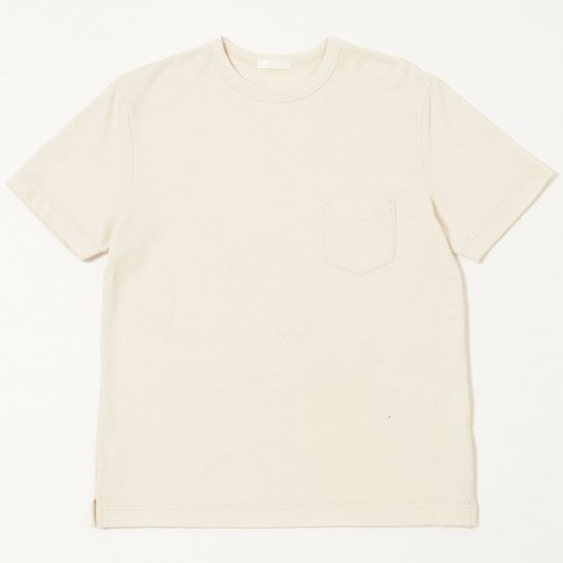 Smooth Cotton S/S Pocket Tee