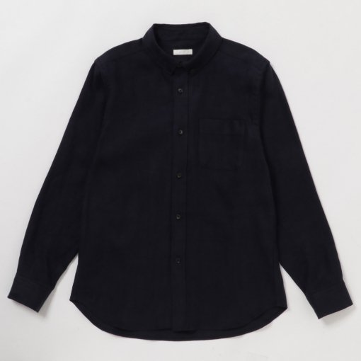 Soft Brushed Linen Oxford B/D Shirt