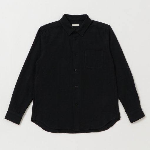Cotton Wool Double-cloth Shirt