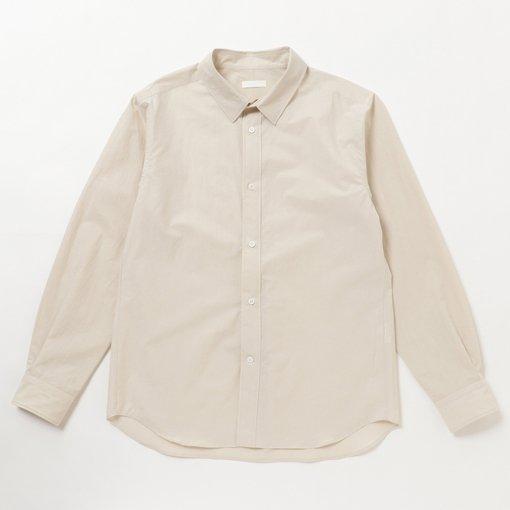 Typewriter Cotton Resilient Vintage Wash L/S Shirt