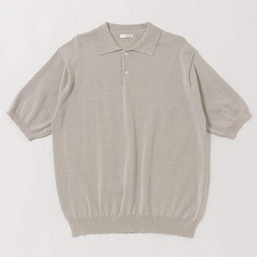 Organic Cotton Polo Sweater