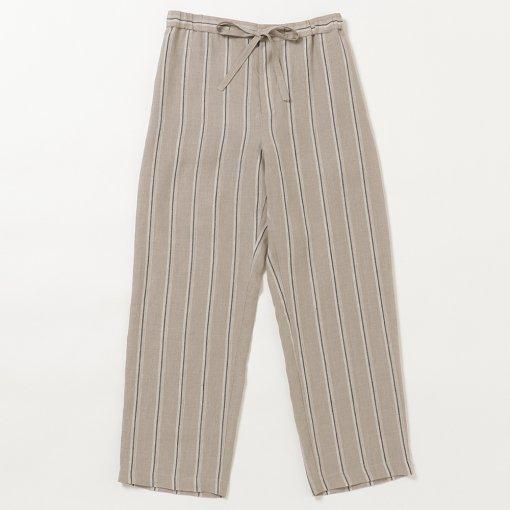 Striped Linen Comfort Pyjama Pants