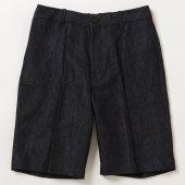Lightweight Cotton Linen Classic Denim Shorts