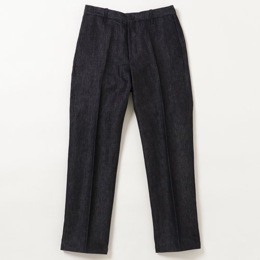 Lightweight Cotton Linen Classic Denim Pants