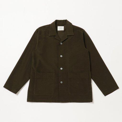 Premium Suede Cotton Comfort Pyjama Shirt