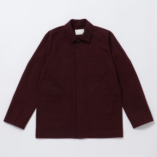 Brushed Cotton Drill Atelier Jacket