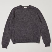 Logwood Dye Whole garments Sweater