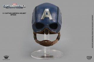 1/1 King Arts MPS028 シビル・ウォー キャプテン・アメリカ/ キャプテン・アメリカ ヘルメット
