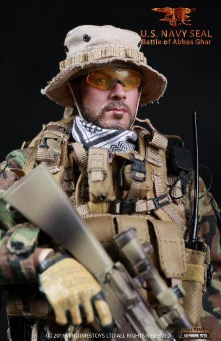 予約1/6 mini times toys MT-M005 米海軍 特殊部隊 ネイビーシールチーム US NAVY SEAL Battle of Abbas Gha…