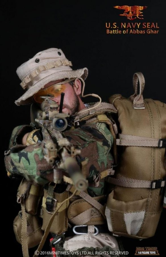 1 6 mini times toys mt m005 米海軍 特殊部隊 ネイビーシールチーム us