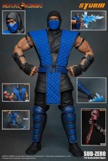 予約 1/12 Storm Toys モータルコンバット Mortal Kombat Klassic  Sub-Zero