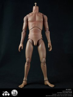 1/4 COOMODEL HD001 男性マンズ 素体ボディ
