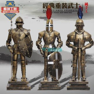 1/5  BARDE カスタマイズ手作 古代ローマ帝国十字軍 全身甲冑兵士