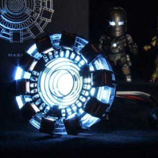 1/1 mando  トニー LED ART REACTOR  金属版 最新2.0版 組立必要