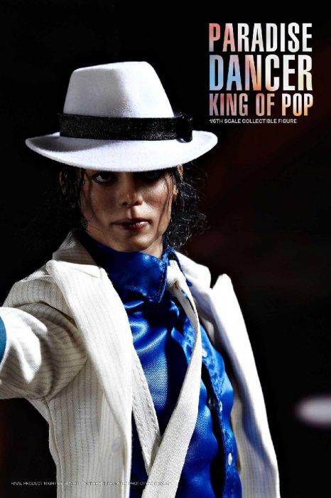 予約1/6 Paradise Dancer KING OF POP フマイケル・ジャクソン