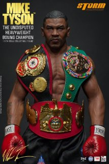1/6 Storm Toys  マイク・タイソン MIKE TYSON The Undisputed Heavyweight Boxing Champion プロボクサー ヘビー級王者