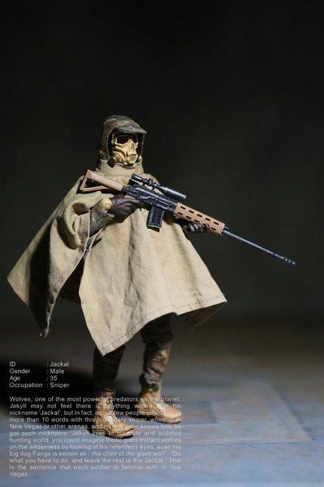 1 12 vortex toys v00011 yew canis spp jackal sniper スナイパー 1 6