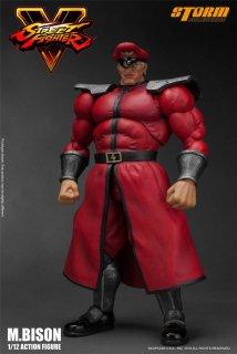 予約 1/12 Storm Toys  Street Fighter V   ストリートファイターV  BOSS M. Bison Vega ベガ
